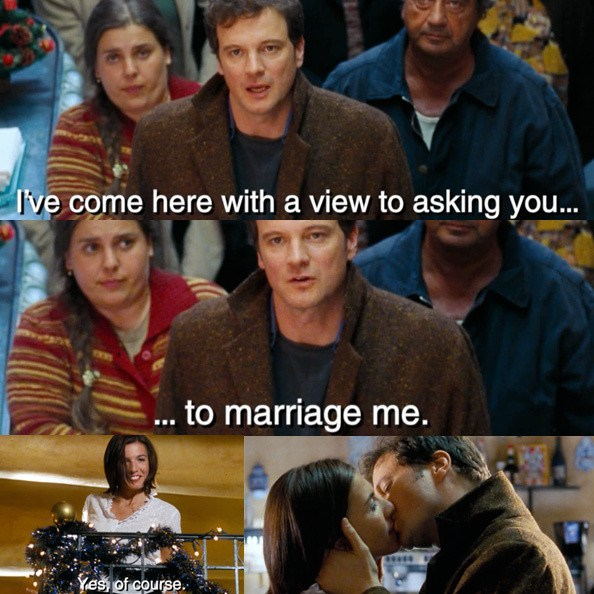 Best Comedy Movie Quotes Of All Time: Best Movie Proposals Of All Time